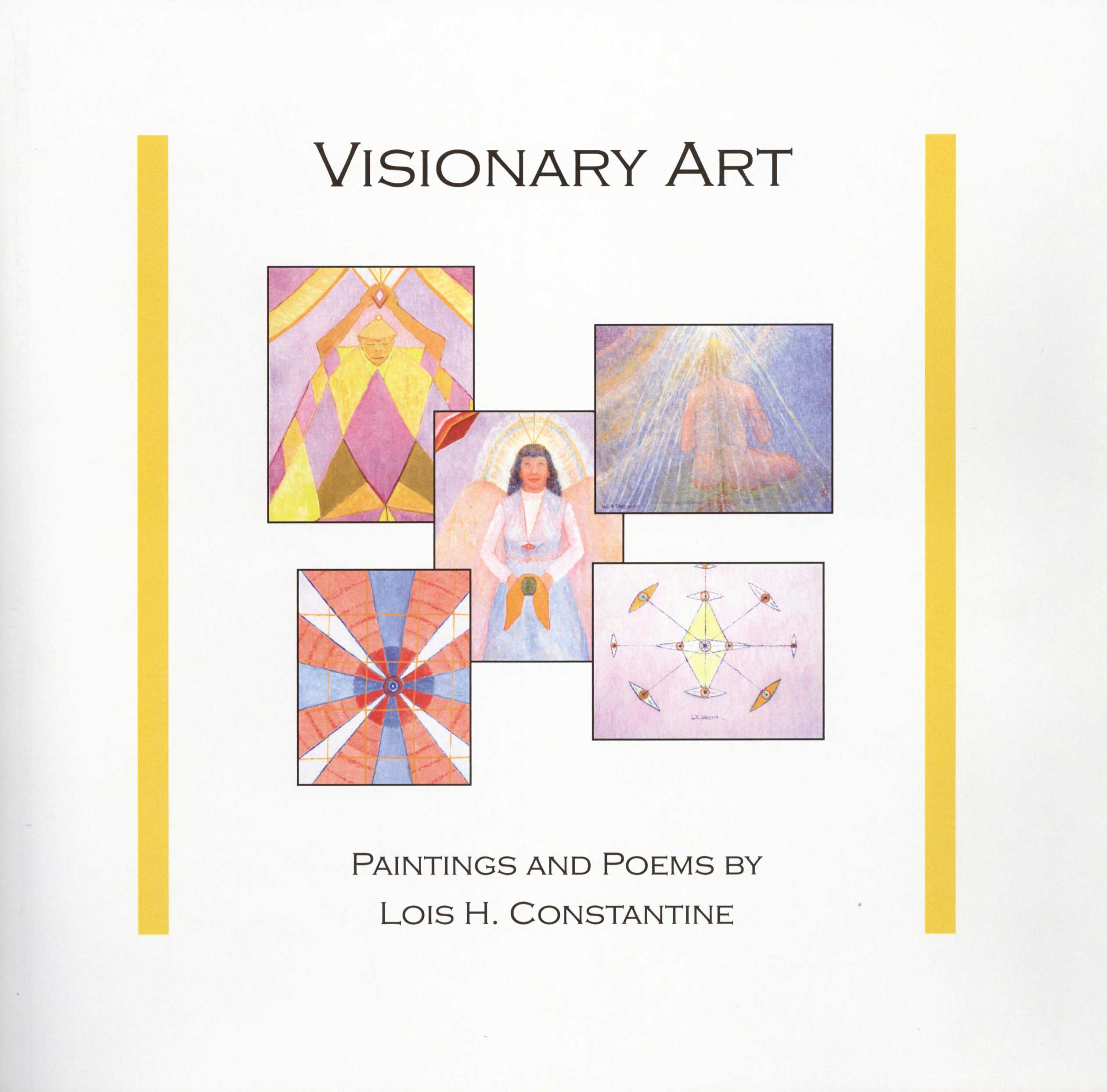 Visionary Art Book
